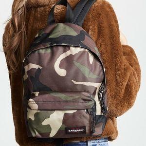 NWT Eastpak Orbit Mini Backpack 10L in Camo
